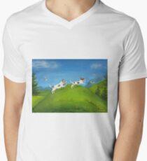Jack Russells, morning run T-Shirt