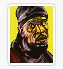 Omar Little Sticker