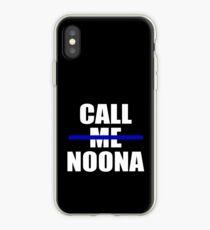 Call Me Noona iPhone Case