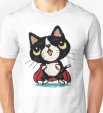 Super kitten Unisex T-Shirt