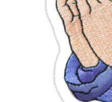 Drake hands sticker Sticker