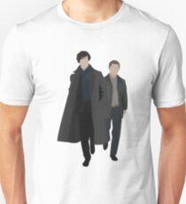 Sherlock and Watson Unisex T-Shirt
