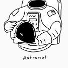 Astronot by obinsun