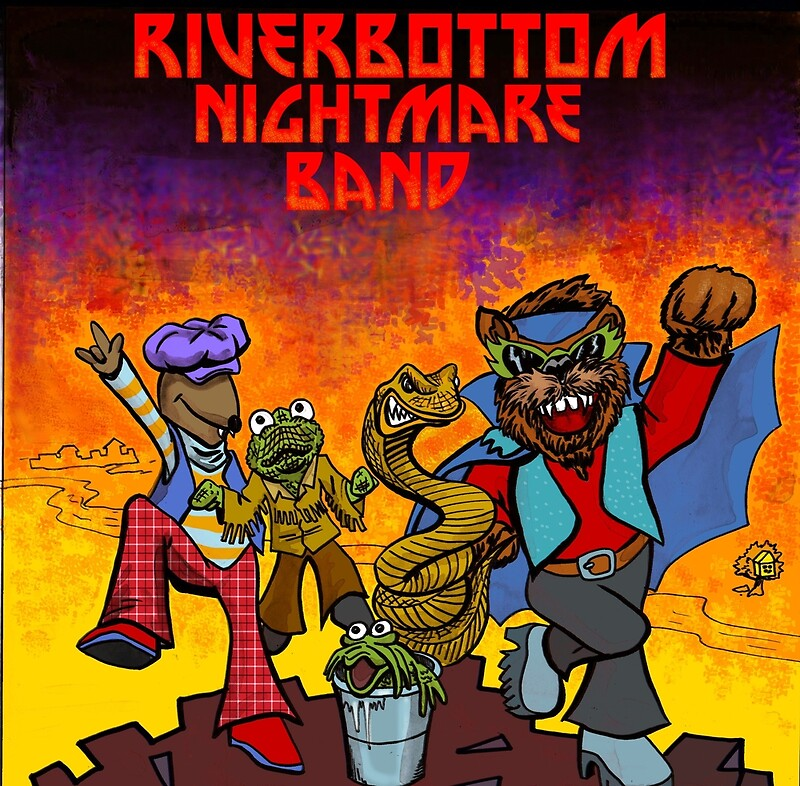 The river bottom nightmare band