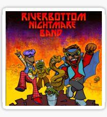 River Bottom Nightmare Band Sticker
