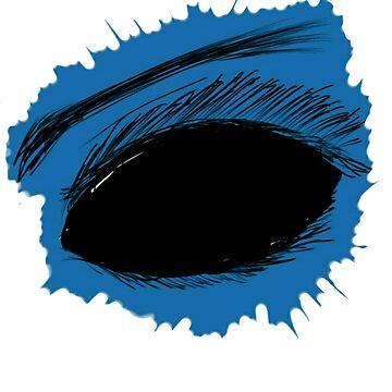 Demon Eye by hollandhugs
