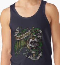 Dragon Slayer Elite Crest Tank Top