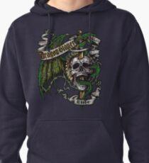 Dragon Slayer Elite Crest Pullover Hoodie
