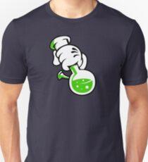Mickey Mouse Bong Design T-Shirt