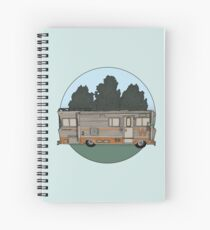 The Walking Dead / Dales RV  Spiral Notebook