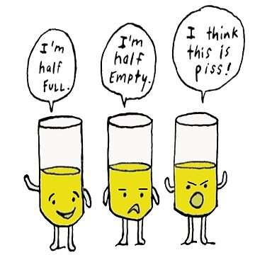 Optimism, Pessimism, & Realism by superiorarts