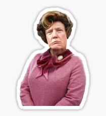 Professor D. Umbridge #2 Sticker