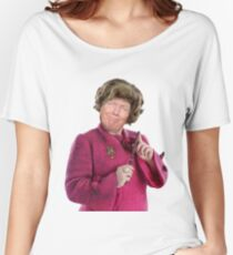 Professor D. Umbridge Women's Relaxed Fit T-Shirt