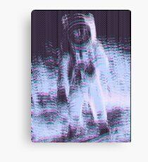 01101000 01100101 01101100 01110000 Canvas Print