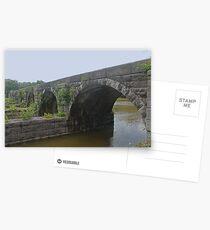 Aqueduct - Finger Lakes Postcards