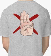 Three Finger Salute Classic T-Shirt