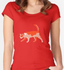 Slinky Ginger Women's Fitted Scoop T-Shirt