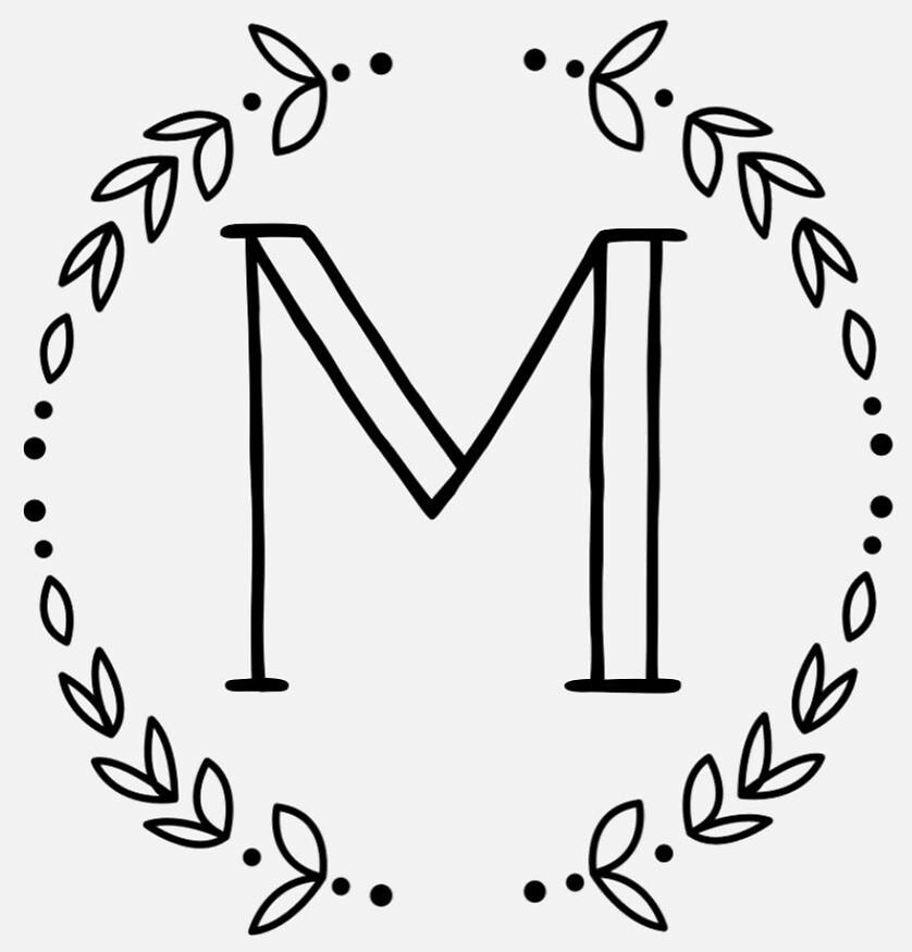 letter m fonts