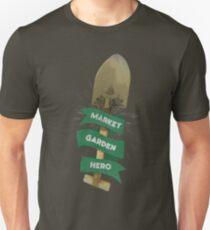 MARKET GARDEN HERO - Team Fortress 2 T-Shirt