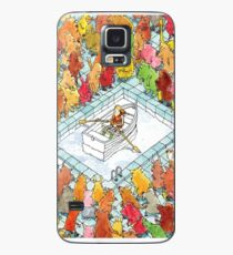 Dance Gavin Dance Case/Skin for Samsung Galaxy