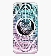 Geometric Imagery iPhone Case