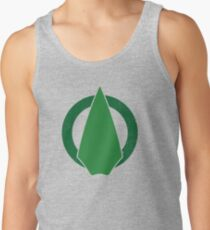 Green Arrow Tank Top