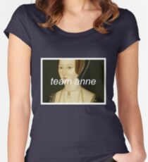 Team Anne Women's Fitted Scoop T-Shirt
