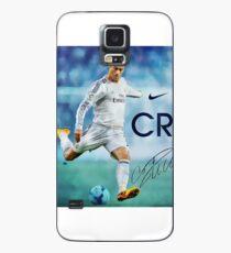 Ronaldo Pillow  Case/Skin for Samsung Galaxy