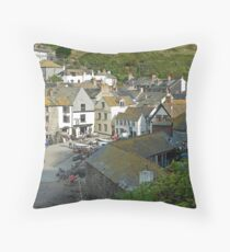 Doc Martin's Home Throw Pillow