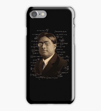 S N Bose iPhone Case/Skin