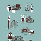 Meet The Cyclists by Jacques Maes