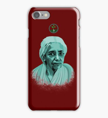 Dr.Janaki Ammal iPhone Case/Skin