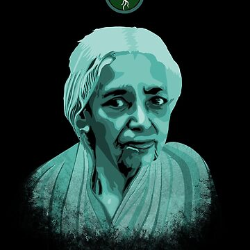 Dr.Janaki Ammal by HereticWear