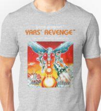 Yars' Revenge Cartridge Artwork Unisex T-Shirt