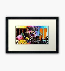 Plumbation Framed Print