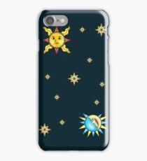 Sol, Luna, Stars... iPhone Case/Skin