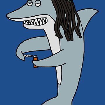 Reggae Shark by filiteo