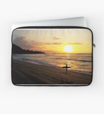 Sunset Surf Laptop Sleeve