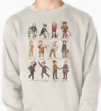 The Twelve Doctors of Christmas Pullover