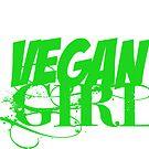 Vegan Girl Edge by Unpleasantdream