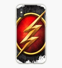 flash thunder iPhone Case