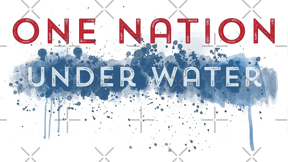 Global Warming - One Nation Under Water by depresident