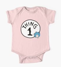 Thing 1 Kids Clothes