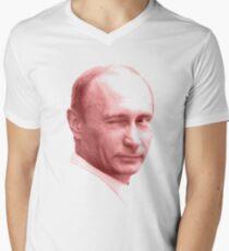 Putin Men's V-Neck T-Shirt