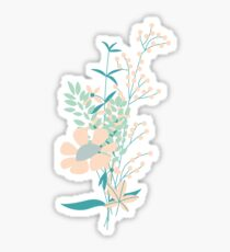 Flower Garden 004 Sticker