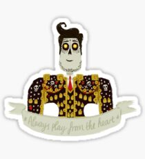 Manolo Sanchez - The Book of Life Sticker