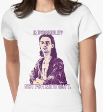 Hackerman Women's Fitted T-Shirt