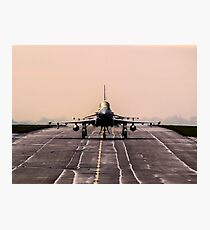 Royal Air Force Typhoon Photographic Print