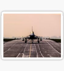 Royal Air Force Typhoon Sticker