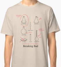 Breaking Bad: Flasks Classic T-Shirt